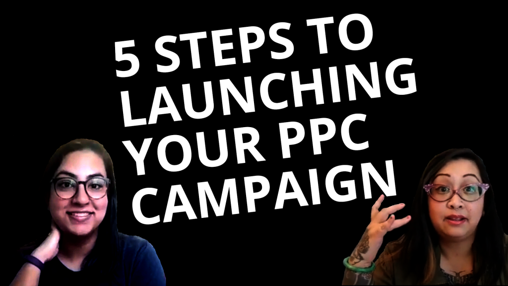 Launch Your PPC Campaign