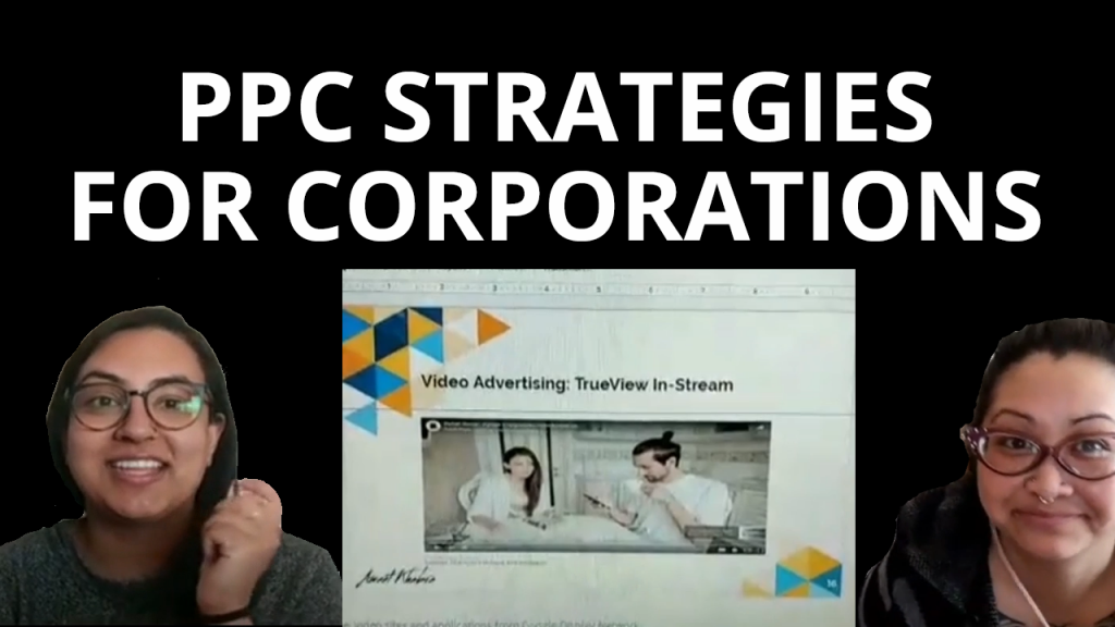 PPC Strategies for Corporations