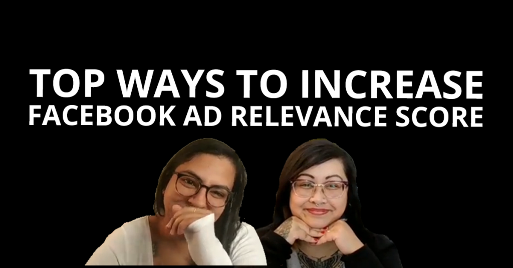 FB Ad Relevance Score