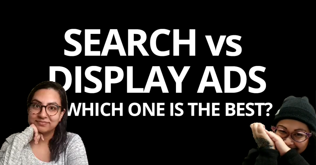 Search V Display