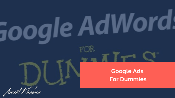 Google Ads for Dummies