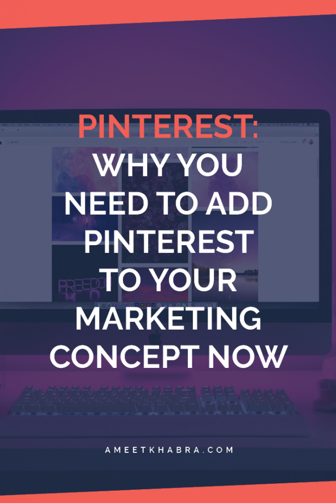 It's time to add Pinterest to your marketing concept. Pinterest is a search engine and very visual. Find out how to increase your audience and sales.