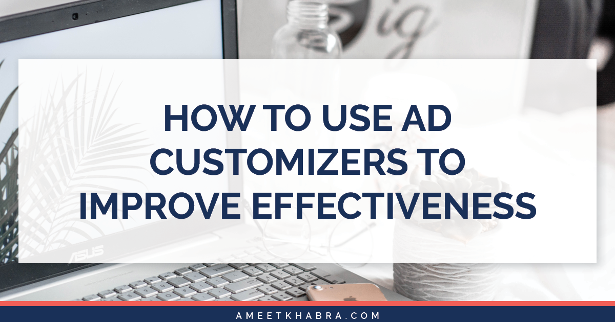 ad customizers