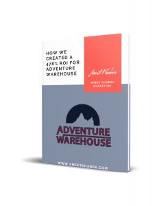 Case Study: Adventure Warehouse