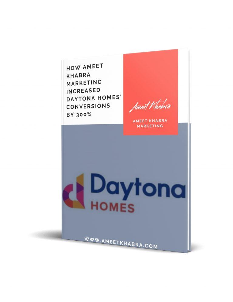 Case Study - Daytona Homes