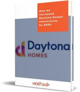 Daytona Homes | Google Adwords Case Study