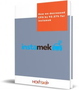 InstaMek | Google Advertising Case Study